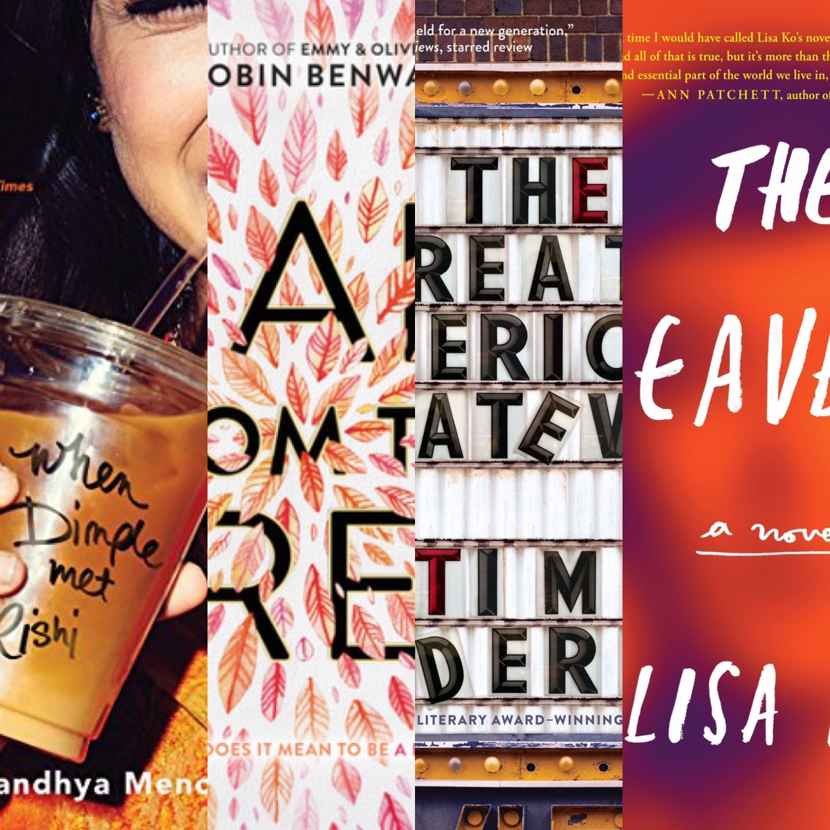 Brimming Book Club: Four Books I Read & Loved In January
